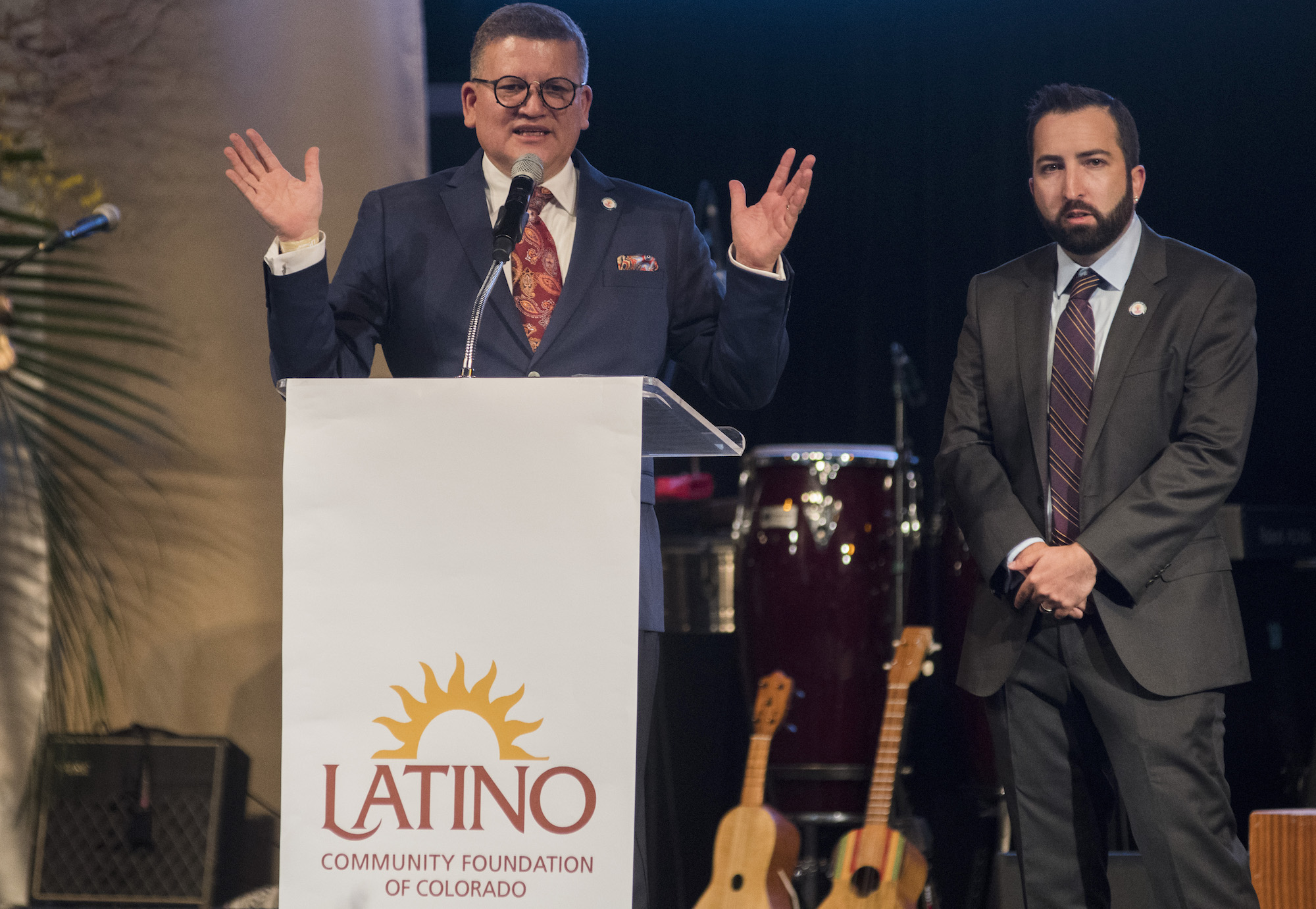Aguilar PR worked with the Latino Community Foundation of Colorado to promote successful Latino community members statewide.