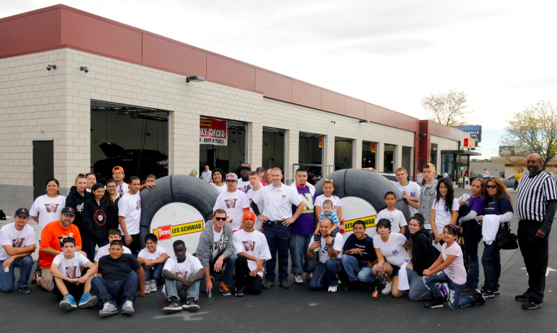 We helped Les Schwab Tires achieve brand awareness as they launched locations in the Colorado area.
