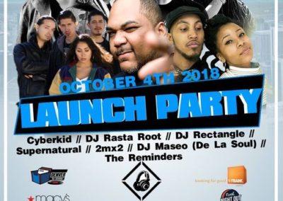 dj launch